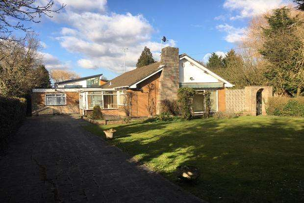 4 Bedrooms Detached Bungalow for sale in Hinckley Road, Leicester Forest East, Leicester, LE3