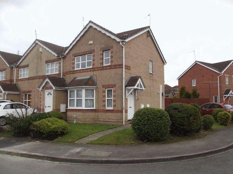 3 Bedrooms Terraced House for sale in Navigation Way, Victoria Dock, Hull