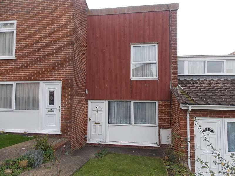2 Bedrooms Terraced House for rent in Park Drive Close , Denton, Newhaven, East Sussex