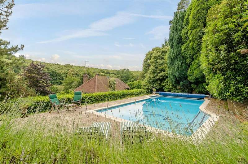 6 Bedrooms Detached House for sale in Chase Lane, Haslemere, Surrey