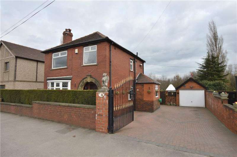 3 Bedrooms Detached House for sale in Denby Dale Road, Wakefield, West Yorkshire