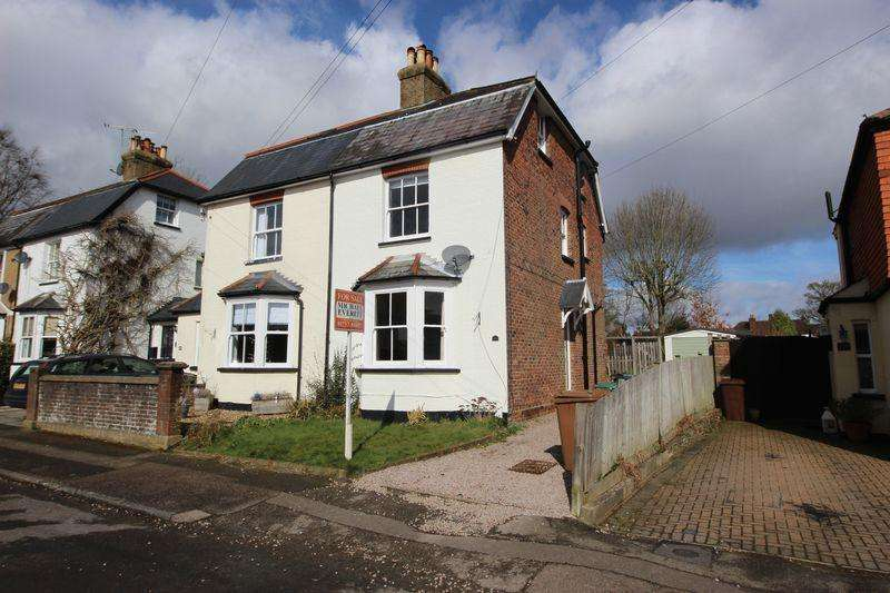 4 Bedrooms Semi Detached House for sale in Walton on the Hill
