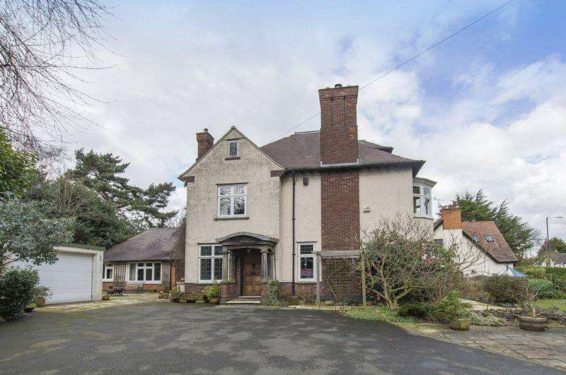 7 Bedrooms Detached House for sale in BURTON ROAD, LITTLEOVER