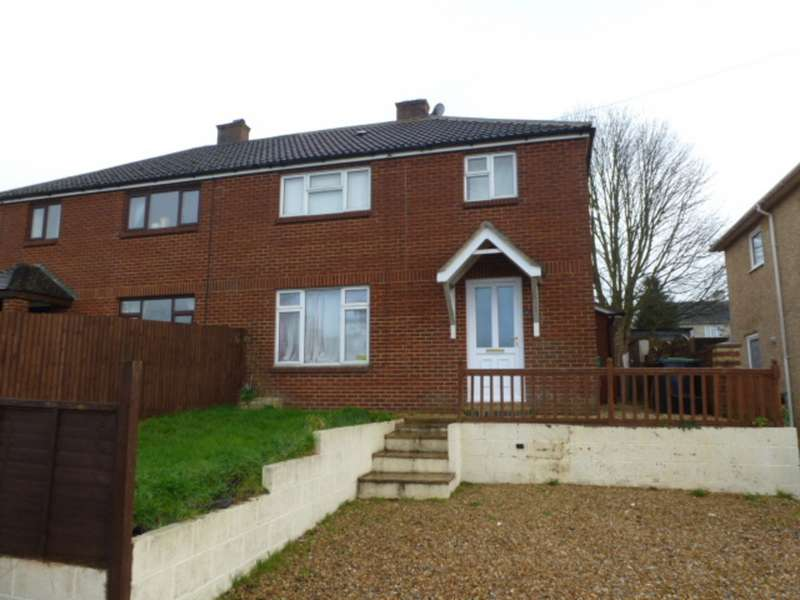 3 Bedrooms Semi Detached House for sale in Westwood Road, Salisbury SP2