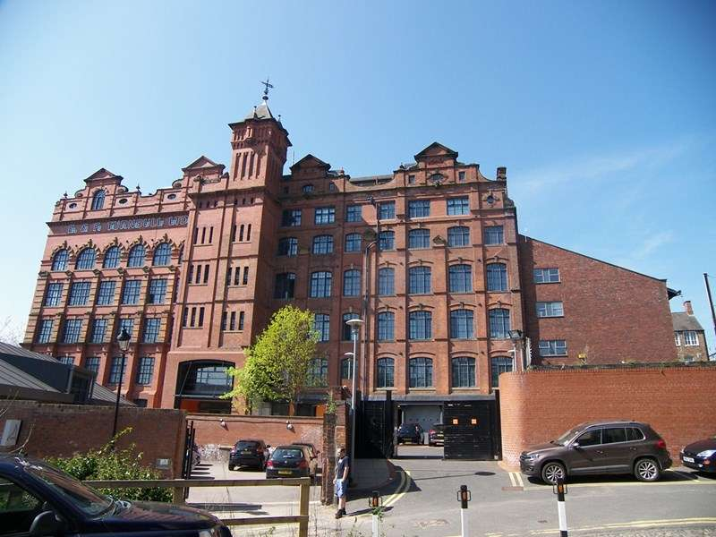 2 Bedrooms Apartment Flat for sale in The Turnbull, Newcastle City Centre, Newcastle upon Tyne, Tyne & Wear, NE1 1NA