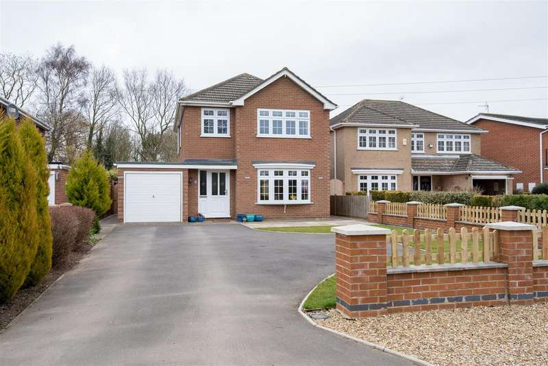 3 Bedrooms Property for sale in Holmes Road, Kirton End, Boston