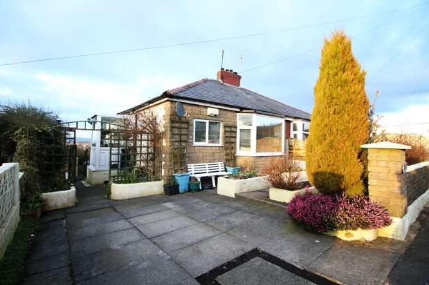 2 Bedrooms Semi Detached Bungalow for sale in Moorhouse Avenue, Accrington, Lancashire, BB5 0JG