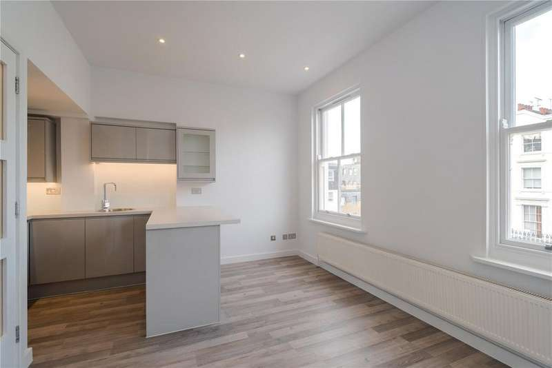 2 Bedrooms Flat for sale in Belgrave Gardens, St. John's Wood, London, NW8