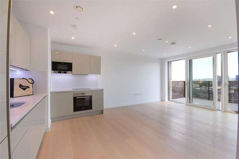 2 Bedrooms Flat for sale in Sir John Soane Apartments, 20 Heygate Street, London, SE17