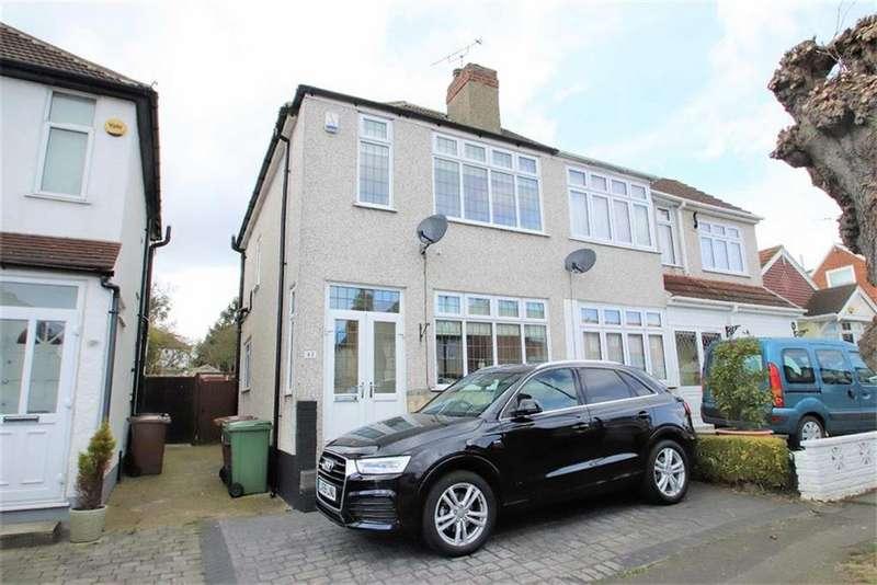 3 Bedrooms Semi Detached House for sale in Osborne Road, Upper Belvedere