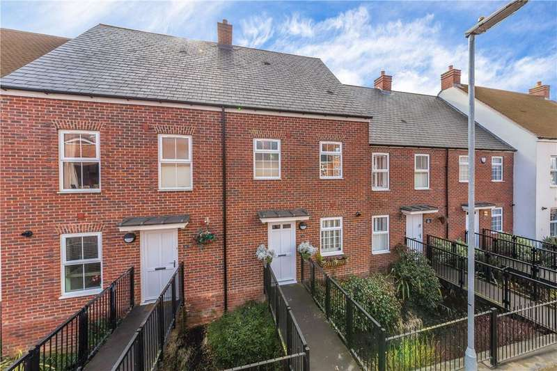 4 Bedrooms Terraced House for sale in Hicks Road, Markyate, St. Albans, Hertfordshire