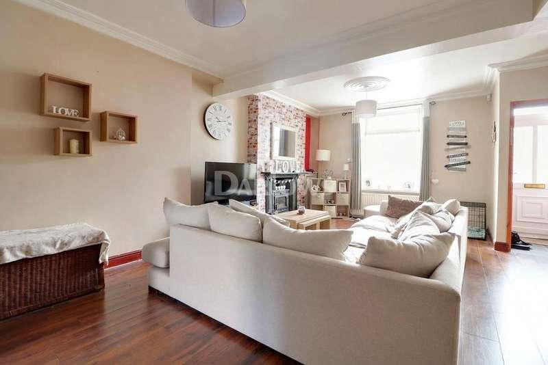 3 Bedrooms Terraced House for sale in Ystrad Terrace, Gelli