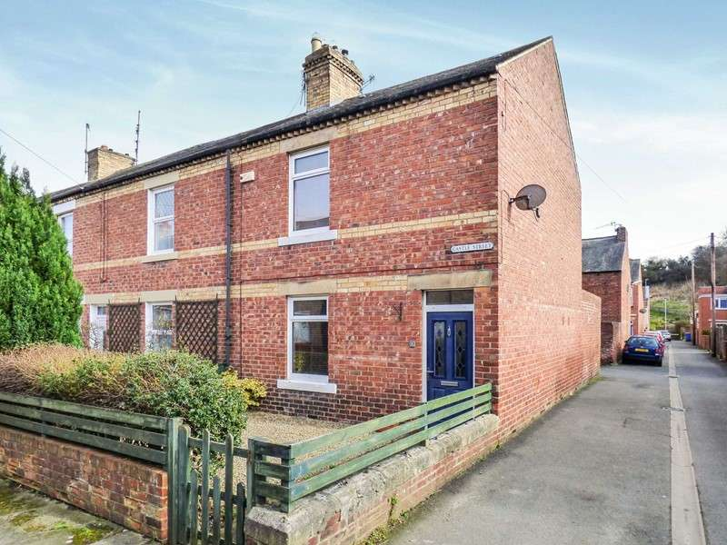 2 Bedrooms Property for sale in Castle Street, Morpeth, Northumberland, NE61 1UH