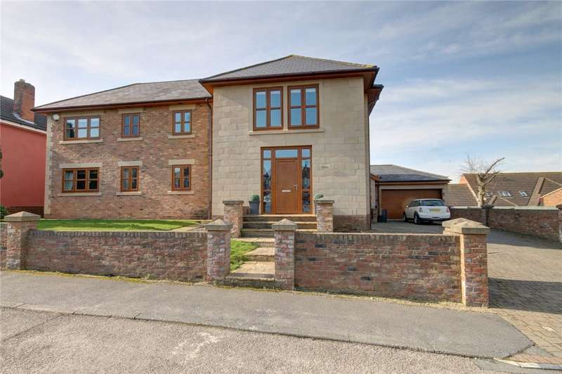 5 Bedrooms Detached House for sale in Newcastle Road, Crossgate Moor, Durham, DH1