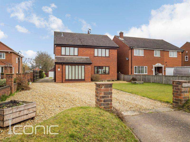 4 Bedrooms Detached House for sale in Newton Street, Newton St Faith, Norwich