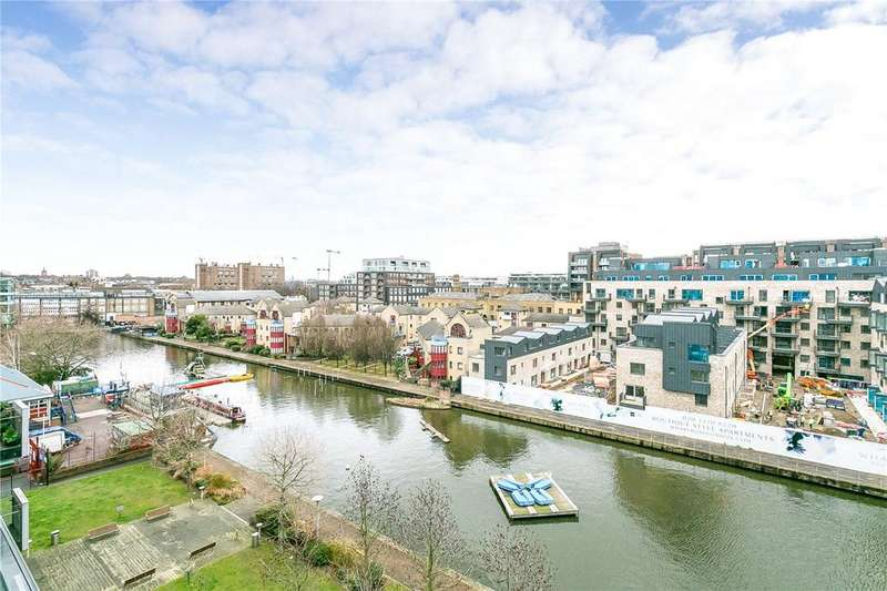 2 Bedrooms Penthouse Flat for sale in Graham Street, London, N1