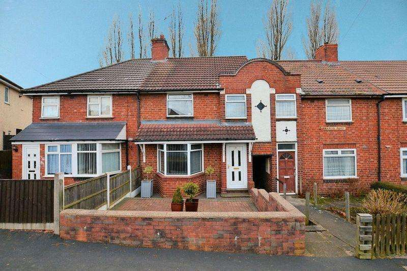 3 Bedrooms Terraced House for sale in Francis Road, Smethwick