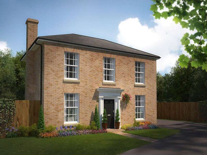 4 Bedrooms Detached House for sale in Plot 181, St George's Park, George Lane, Loddon, Norwich, NR14