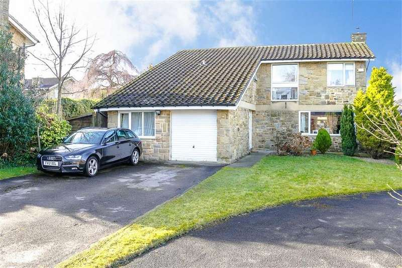 5 Bedrooms Detached House for sale in Walton Park, Pannal, Harrogate, North Yorkshire
