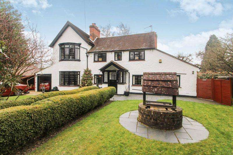 4 Bedrooms Detached House for sale in Ashtead