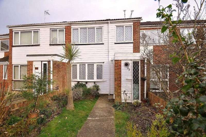 3 Bedrooms Terraced House for sale in Ashford TN23