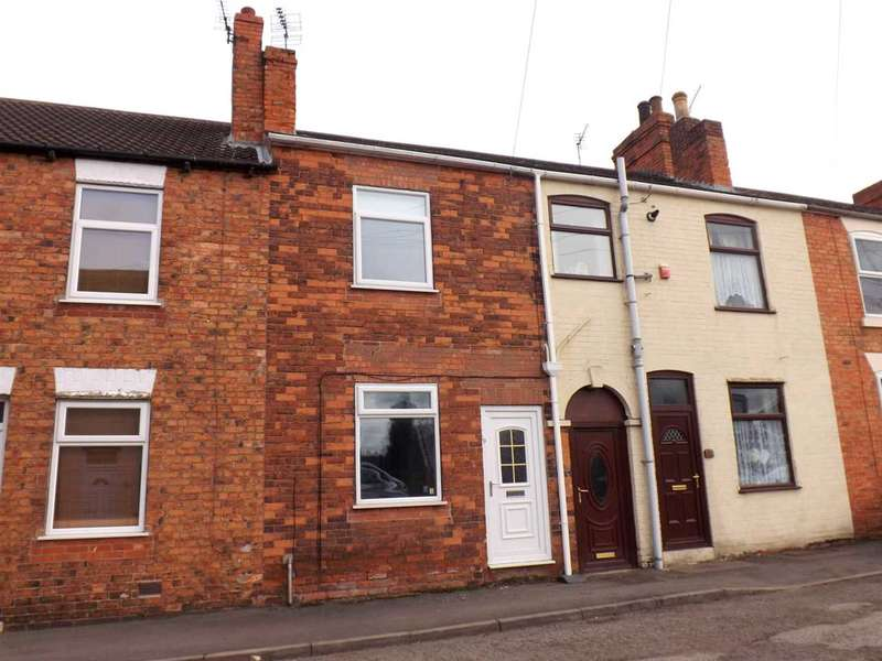 3 Bedrooms Terraced House for sale in New Barlborough Close, Clowne, Chesterfield