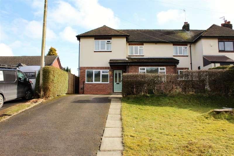 4 Bedrooms Semi Detached House for sale in Sugar Lane, Rainow, Macclesfield