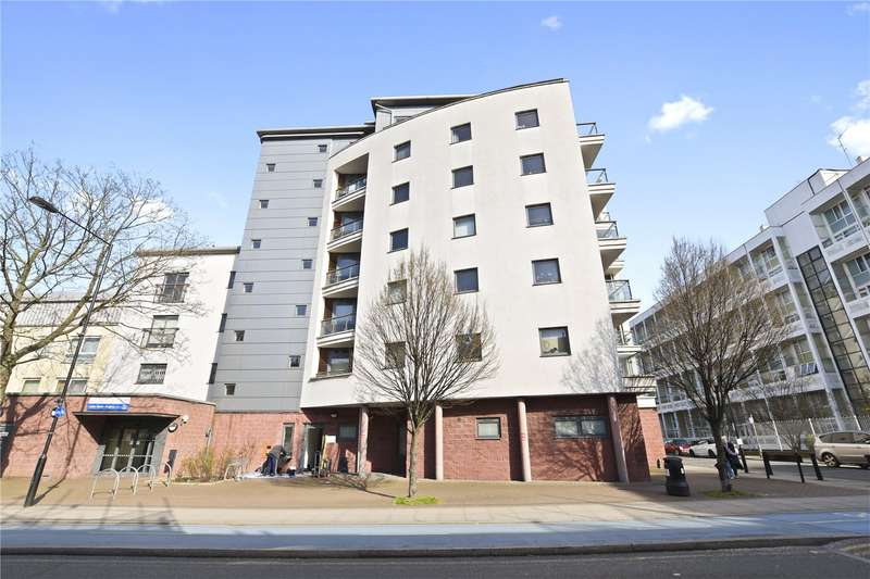 2 Bedrooms Flat for sale in Ikon House, 447 Cable Street, London, E1W