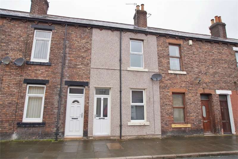 2 Bedrooms Terraced House for sale in CA2 4EW Gloucester Road, Carlisle, Cumbria