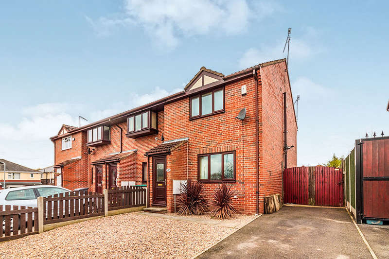 3 Bedrooms Terraced House for sale in Frederick Street, Catcliffe, Rotherham, S60