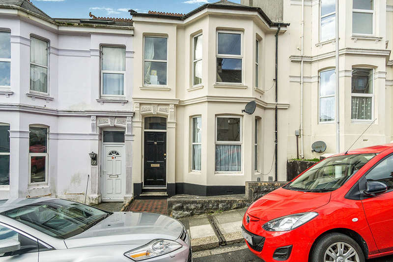 2 Bedrooms Flat for sale in Fff Cecil Avenue, Plymouth, PL4