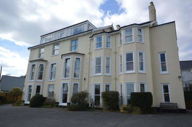 2 Bedrooms Flat for sale in St. Helens Court, Cotmaton Road, Sidmouth, Devon