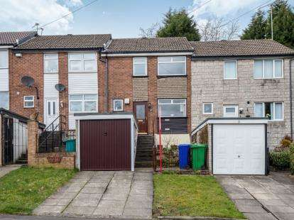 3 Bedrooms Terraced House for sale in Chapelhill Drive, Blackley, Manchester, Greater Manchester