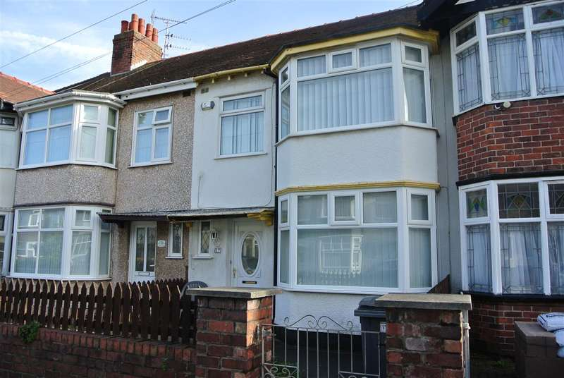 4 Bedrooms Terraced House for sale in Lunedale Avenue, Blackpool