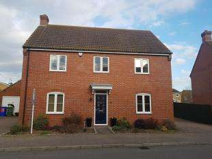 4 Bedrooms Detached House for sale in Maylam Gardens, Sittingbourne, Kent