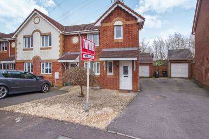 3 Bedrooms End Of Terrace House for sale in Pinkers Mead, Emersons Green, Bristol