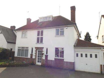 6 Bedrooms Detached House for sale in Braunstone Lane East, Leicester, Leicestershire