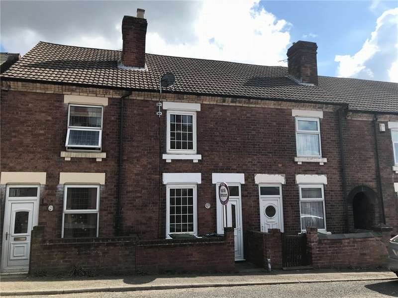 2 Bedrooms Terraced House for sale in Derby Road, Marehay, Derbyshire, DE5