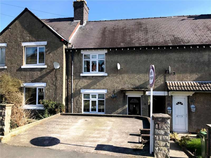 2 Bedrooms Terraced House for sale in Belper Lane, Belper, Derbyshire, DE56