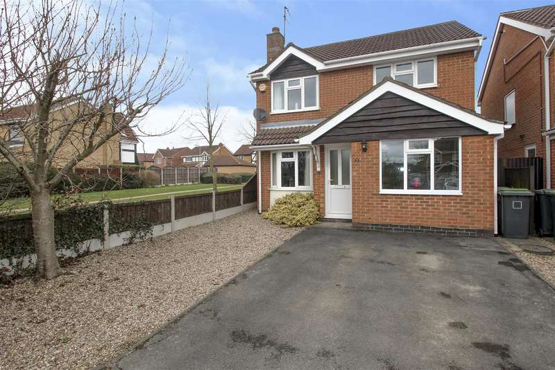 3 Bedrooms House for sale in Needwood Avenue, Trowell, Nottingham