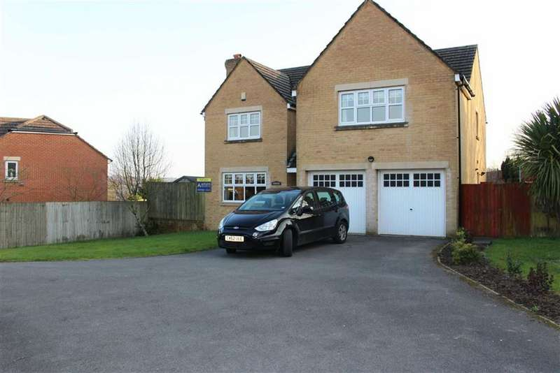 5 Bedrooms Detached House for sale in Home Farm Way, Penllergaer