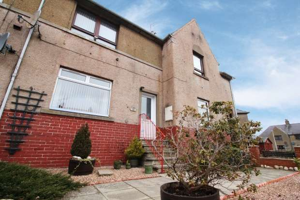 3 Bedrooms Flat for sale in Easterbank, Forfar, Angus, DD8 2BL