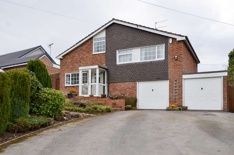 4 Bedrooms Detached House for sale in Rowney Green Lane, Alvechurch, Birmingham, B48