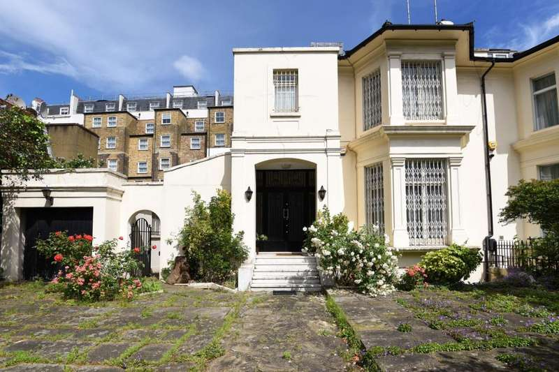 6 Bedrooms House for sale in Porchester Terrace, W2, W2