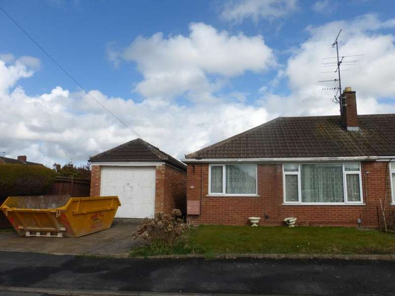 2 Bedrooms Semi Detached Bungalow for sale in Flower Way, Longlevens, Gloucester, GL2