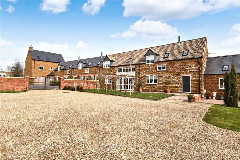 4 Bedrooms Unique Property for sale in Orchard Court, Finedon, Northamptonshire