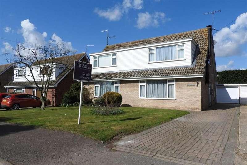 3 Bedrooms Semi Detached House for sale in Manor Road, Hatfield Peverel