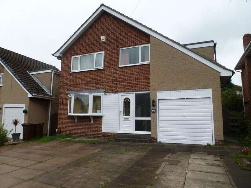 4 Bedrooms Detached House for sale in Lennox Drive, Wakefield