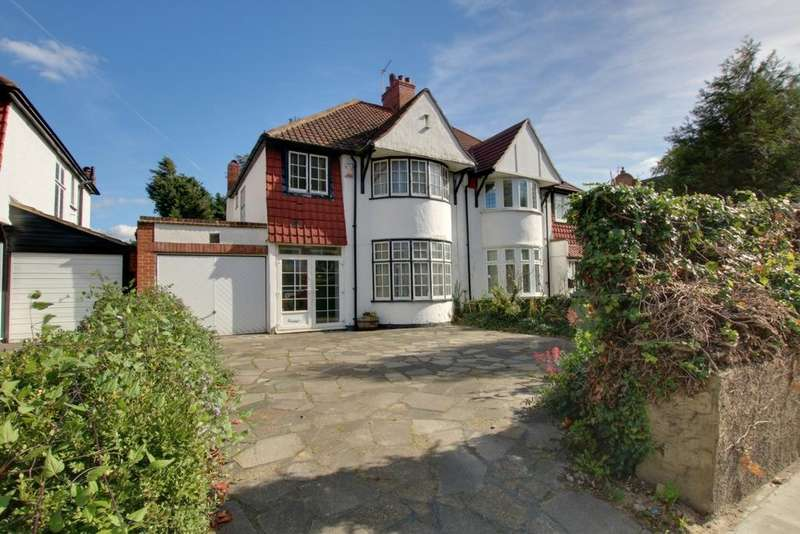 3 Bedrooms Semi Detached House for sale in Footscray Road, London, SE9