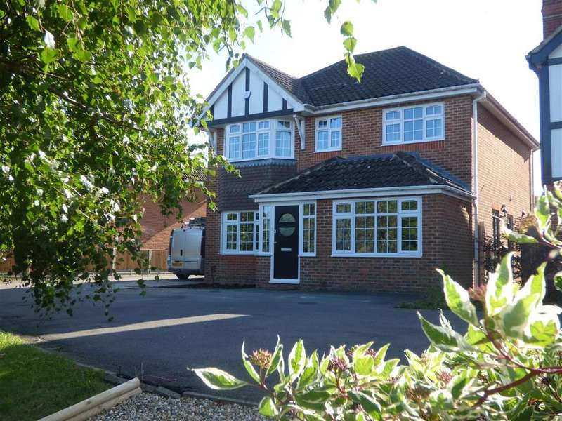 4 Bedrooms Detached House for sale in Temple Close, Kingsnorth, Ashford